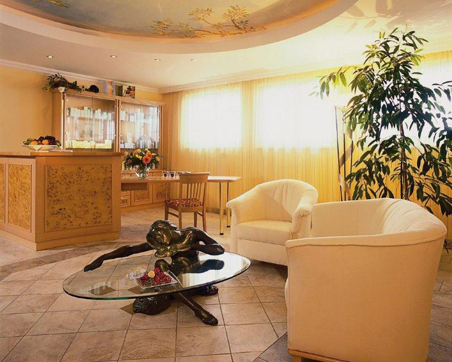 Evelyn's Beauty Spa in the Hotel Castello Falkner Sölden