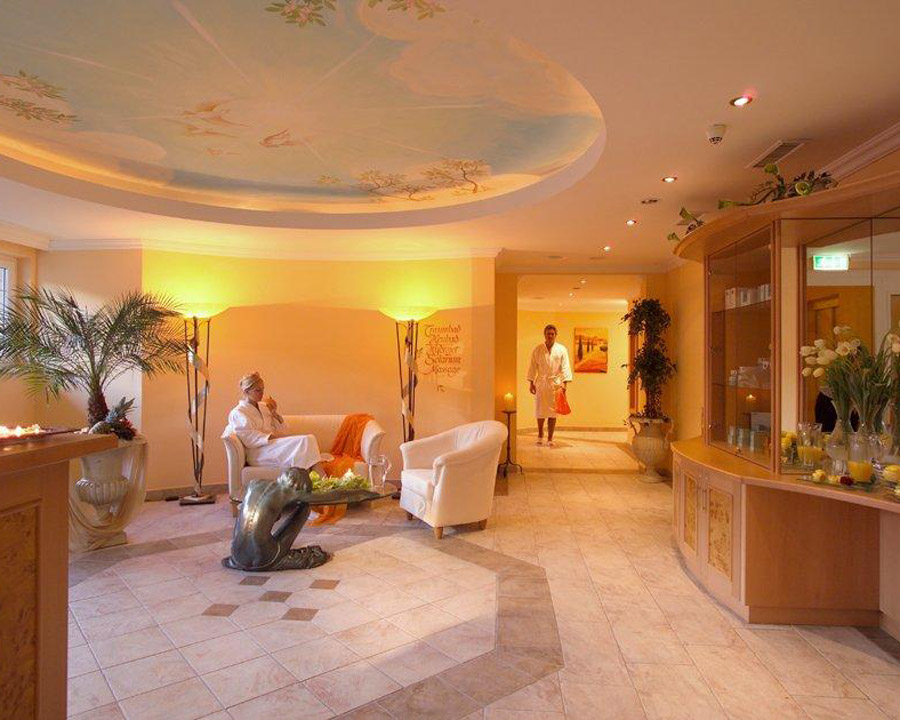 Wellness in Evelyn's Beauty Spa im Hotel Castello Falkner Sölden